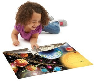 0413 48pcfloorpuzzle Solarsystem Withgirl 2000x2000