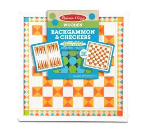 30380 Backgammon & Checkers