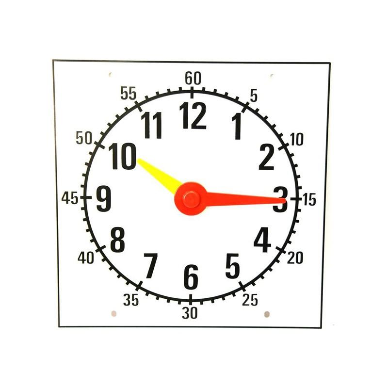 363 Teaching Clock