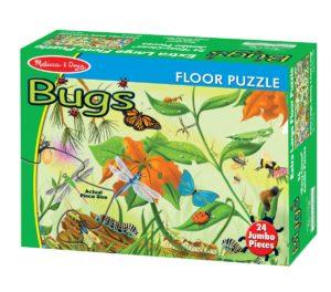 420 Bugs Floor Puzzle