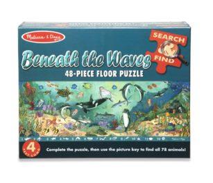 4493 48 Piece Floor Puzzle Beneath The Waves 011719 2000x2000