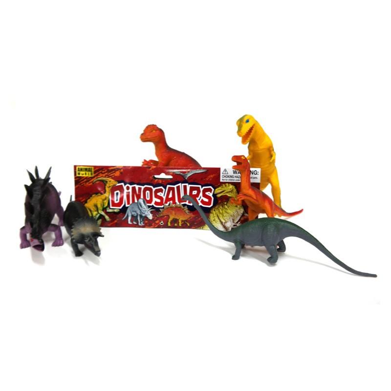 557e Big Playset Dinosaurs