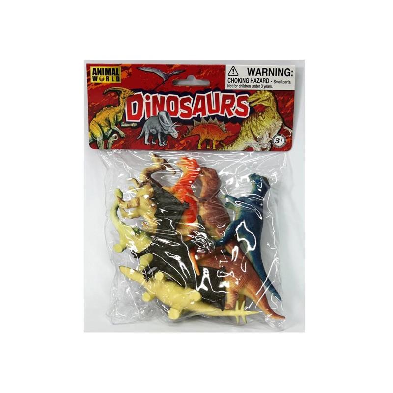 559 Dinosaurs (8 Bag)