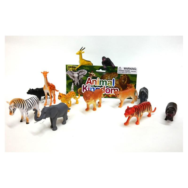 560b Wild Animals (12 Bag)
