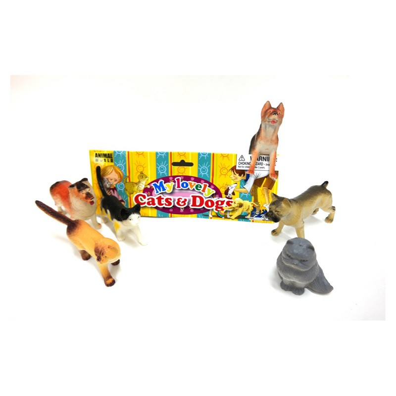 562 Cats & Dogs (6 Bag)