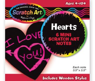 5930 Scratch Magic Love Notes