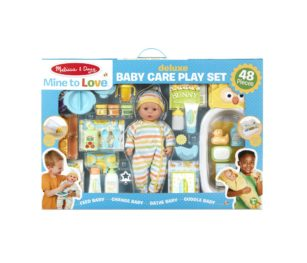 938351 Delux Bayby Care Set