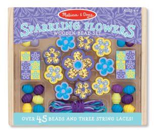 9494 Sparkling Flowers Beadset