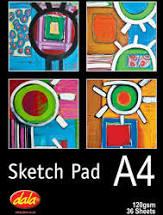 A4 Sketch Pad