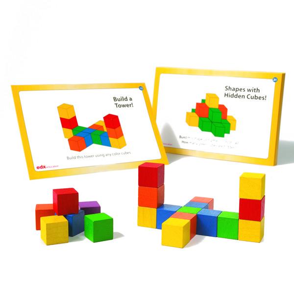 Activity Cards Colour Cubes 34 Activities