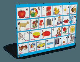 Alphabet A To Z A2 (gr R 1)
