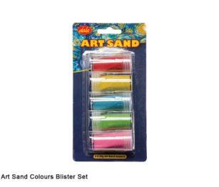 Art Sand 5 X 20g (coulours Blister Set)