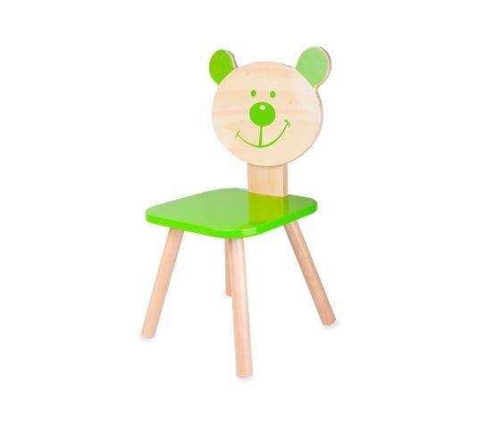 Bear Chair Green