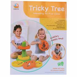 Big Tricky Tree Shape Tower