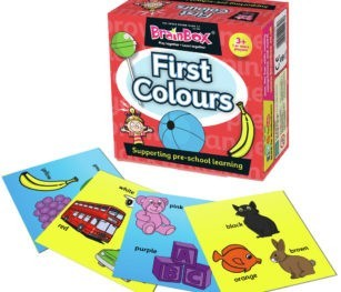 Brainbox First Colours Preschool