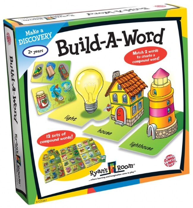 Build A Word Vocabulary Game