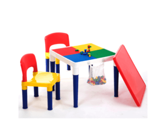 Building Block Table Chairs