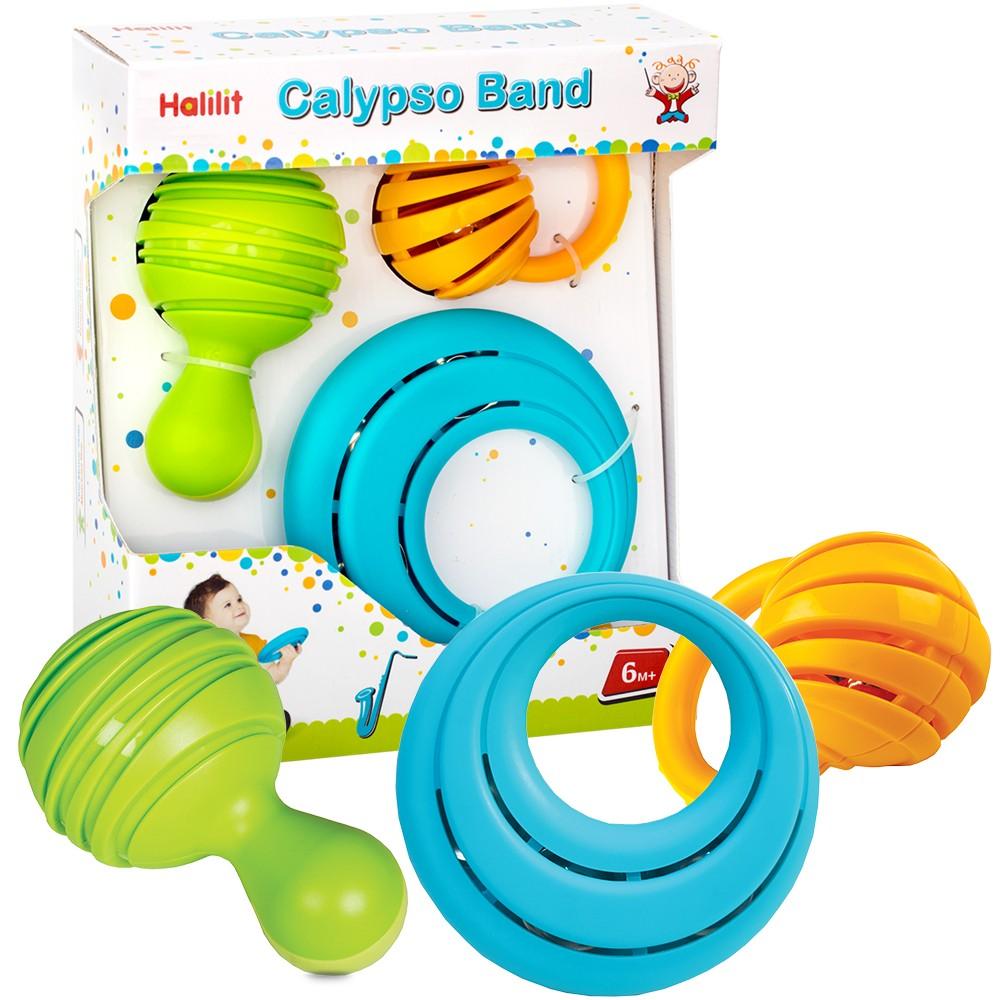 Calypso Band Gift Set Of