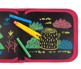 Chalk A Doodle Book Happy Kindergarten 2