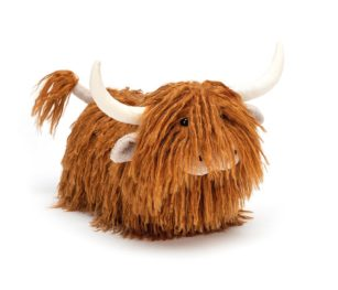 Charming Highland Cow