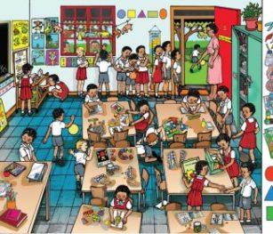 Classroom Poster Rgs Stp06