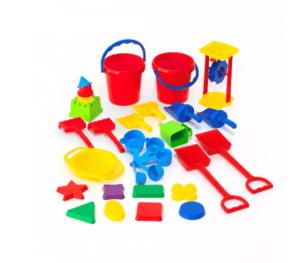 Classroom Sand Play Tool Set Pc