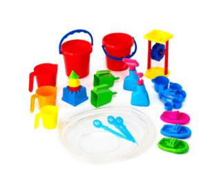 Classroom Water Play Tool Set Pc