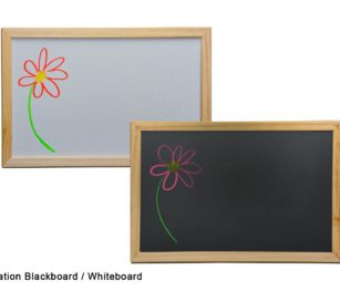 Combination Blackboard & Whiteboard