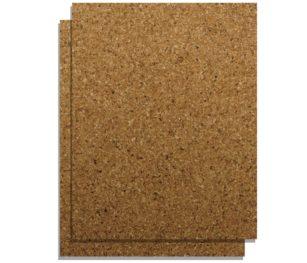 Cork Sheets 2