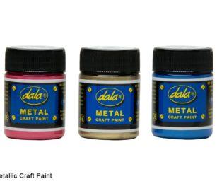 Craft Paint Metallic 50ml