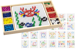 Create Pattern With Beads & Ludo Rgs59990