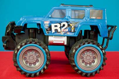 Cross Country R2 Truck