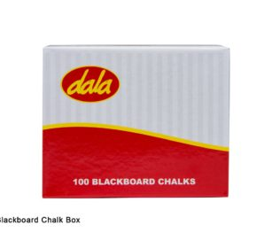 Dala 100pc Chalk