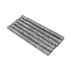 Dala Glitter Glue Glue Gun Sticks (silver)