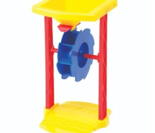 Edx Sand Play Water Wheel
