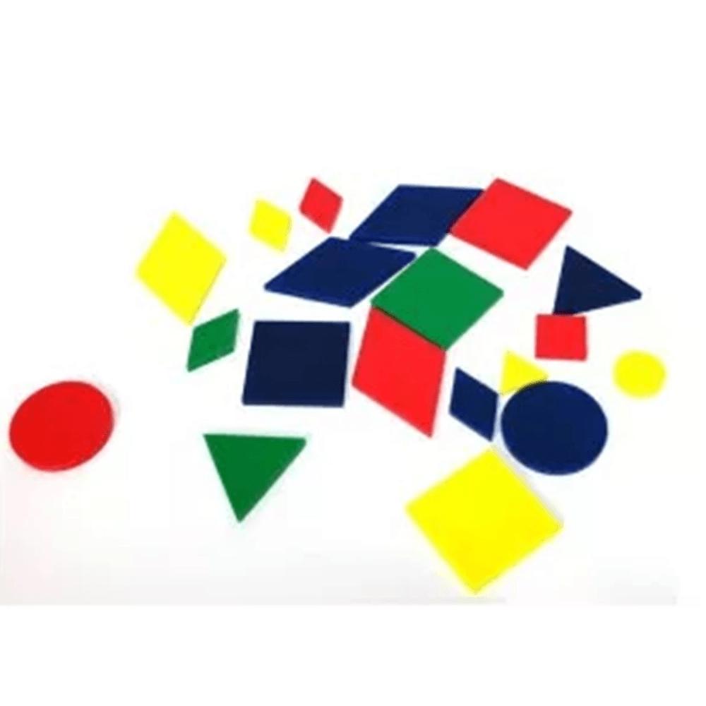 Extra Shapes for Brainy Blocks