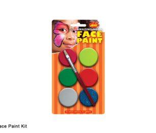 Face Paint Kit Neon