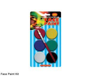 Face Paint Kit Sa Flag