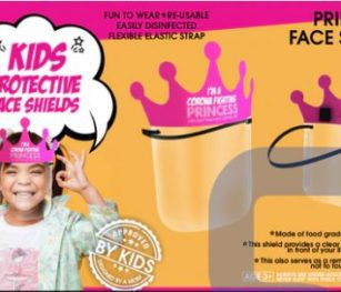Face Shield Princess