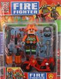 Fire Fightermen (assorted)
