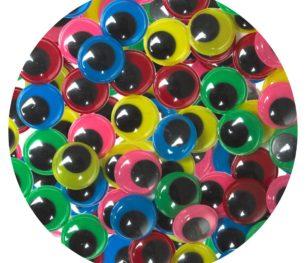 Full Colour Googley Eyes