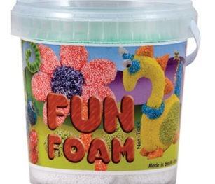 Fun Foam 160g Bucket