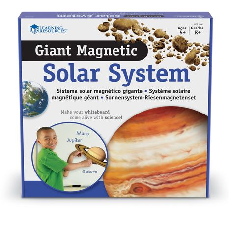Giant Magnetic Solar System 1