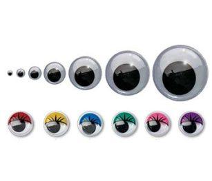 Googley Eye Buttons Ass