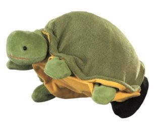 Hand Puppet Turtle