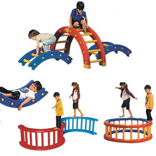 Half Circle Ladder
