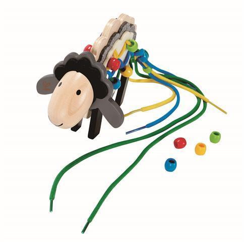 Hape String Sheep
