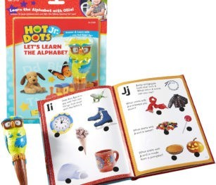 Hot Dots® Jr. Lets Learn The Alphabet Interactive