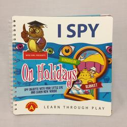 I Spy On Holidays