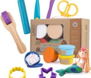 Jarmelo Dough And Modeling Tool Set 24 Col